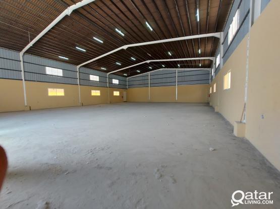 2000sqm store for rent Birkat al awamer