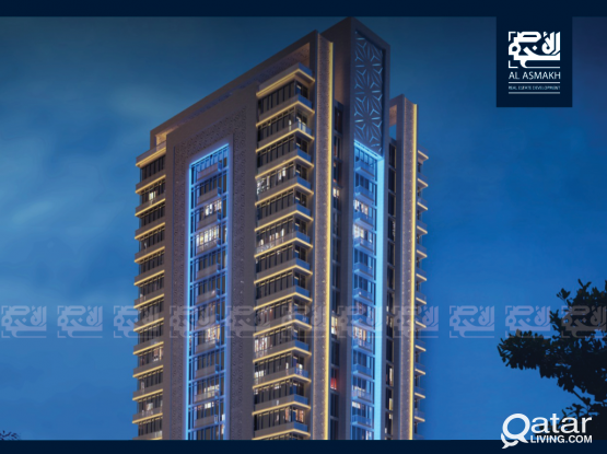 Invest Off-Plan, Furnished & lux 2-Bedroom, Lusail Marina