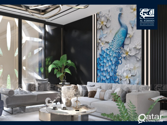Invest Off-Plan, Furnished & lux 2-BDR Apt, Lusail Marina