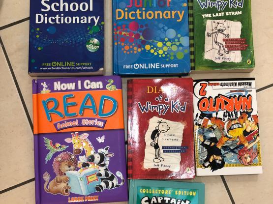 Books Children