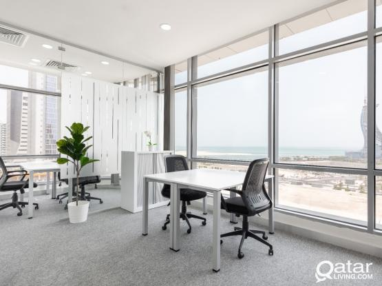 Exclusive Deals!! QFC Approved FF Offices