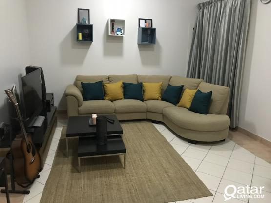 **FULLY FURNISHED MASTER'S BEDROOM WITH ATTACHED BATHROOM FOR RENT IN BARWA CITY** ONLY FOR KABAYAN!