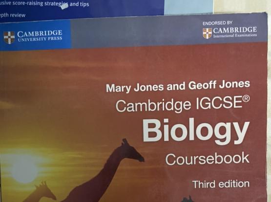 Cambridge IGCSE Biology Textbook