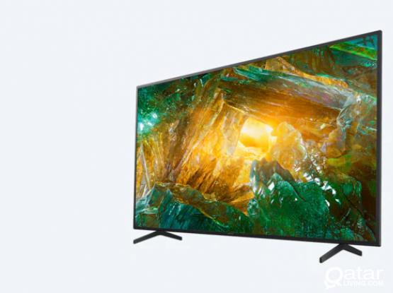 Sony Premium TV 55'inch 2020 Model With Warranty