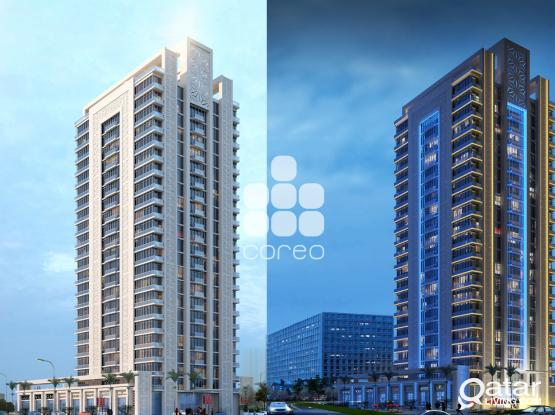 New Development in Lusail Marina: 1 BR Apartment