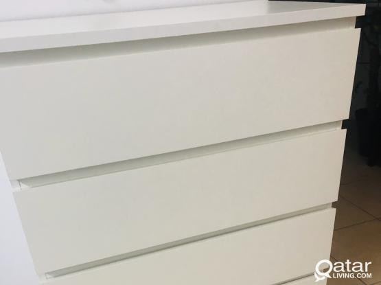 Ikea chest drawer excellent condition