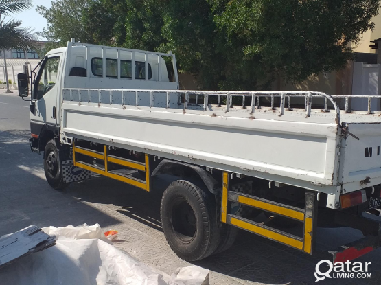 Truck for moving service