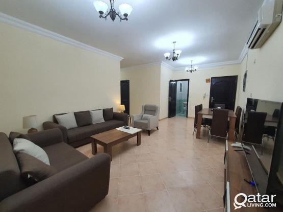 Fully furnished 3 BHK Flat in Najma