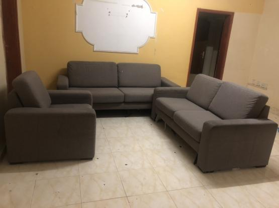 sofa for sale 3+2+1  very good condition