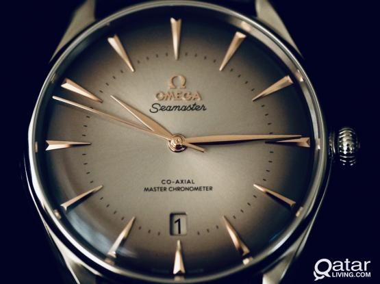 Omega Limited City Edition