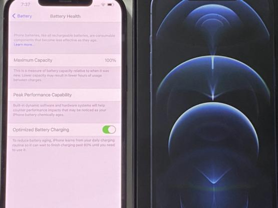 Iphone 12 Pro Max 128 Gb Used