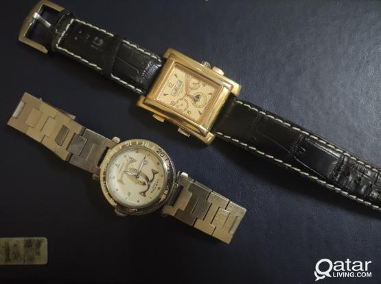 Classic Watches, Cartier and Patek Philippe