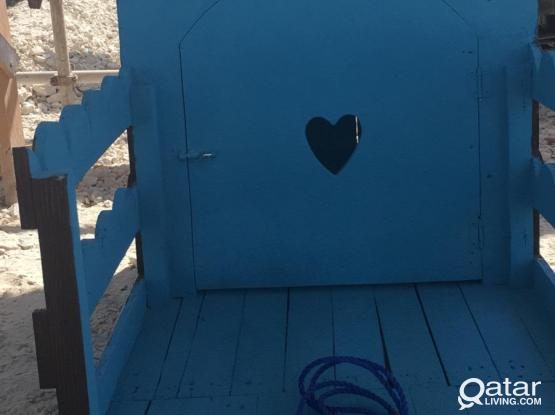 Dog house for sale 80x60x90h