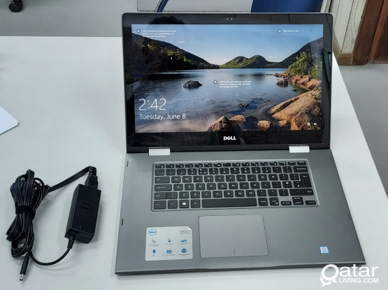 Dell inspiron 15.6 inches touch screen