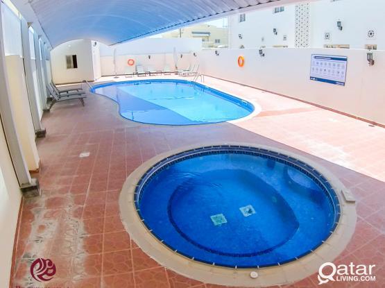 Semi-furnished, 3 BHK Compound Villa in Al Hilal
