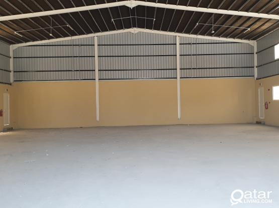 Warehouse 450 sq.m with 4 rooms
