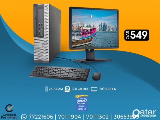 Dell OptiPlex 790 i3