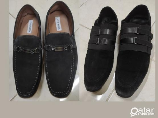 Steve Madden Loafers and Milano Men Leather Shoes