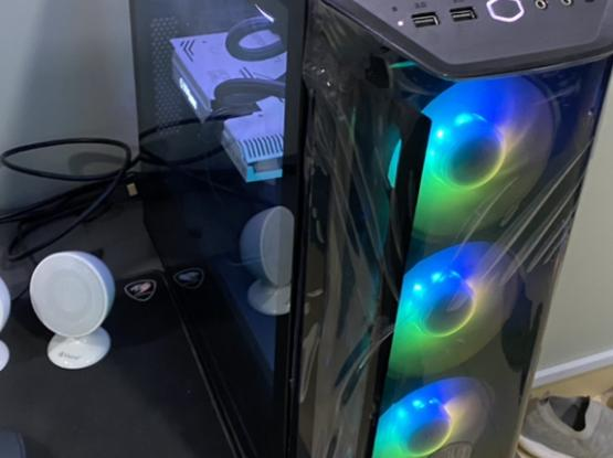 High End Gaming & Video Editing PC
