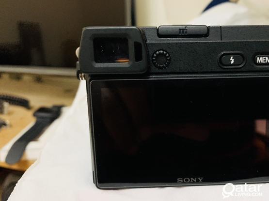 Sony A6300 + 16-50 Lens