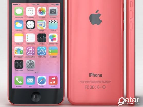 iPhone 5c 16GB Pink for Sale