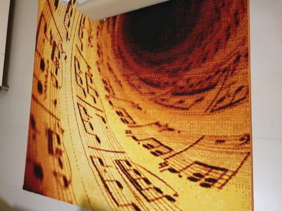 Soft musical carpet 300x200cm