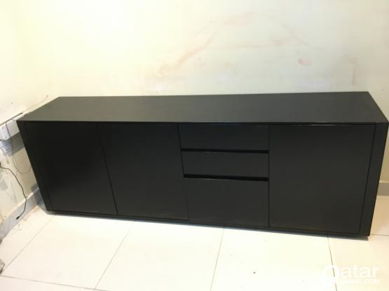 Tv stand for sale (Length 205cm) from home center