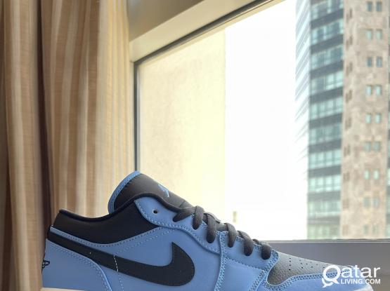 Jordan 1 Low Basketball Shoes