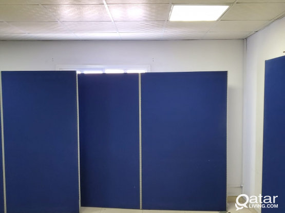 Office partition/ divider