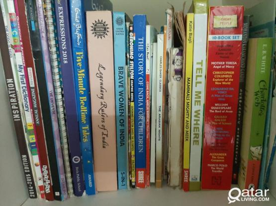 Fiction, Novel, History, Assorted Books for sale