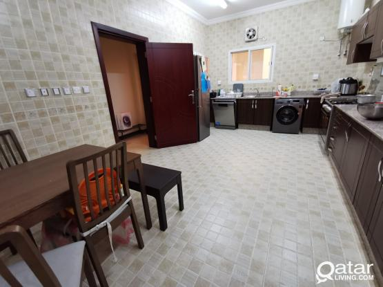 OFFER! 3 Months FREE! Very spacious 6 bedroom Villa with large garden Al Wukair