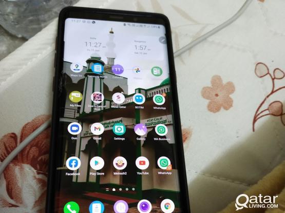 Samsung Galaxy note 9 8gb 512gb for sale.