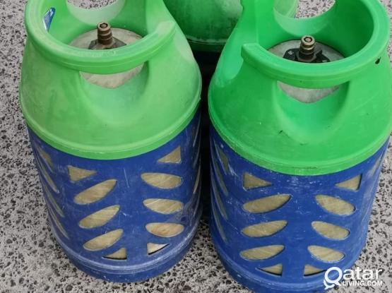 3 Cylinder Urgent Sale ( 280 For 1 Cylinder)