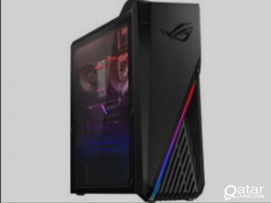 Asus Strix PC RTX 3070 and Ryzen 5800x ( faster than i9 )
