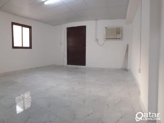 Brand New Specious Studio free water Electricity in Hilal near Al Meera (Free WIFI) CCTV CAMERA