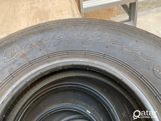Sand Desert Tires