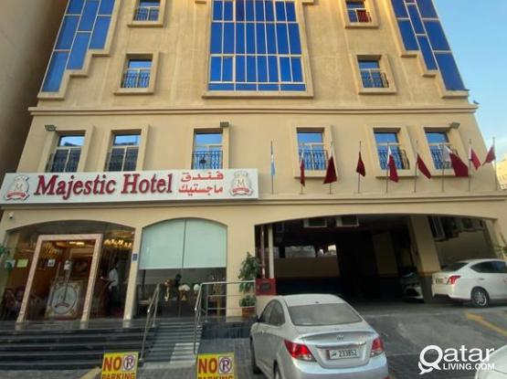 Fully Furnished Nice 1BHK Apartment at Old al Ghanim