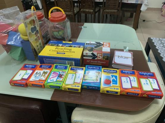 Educational Materials For Year Group (3 To 8)