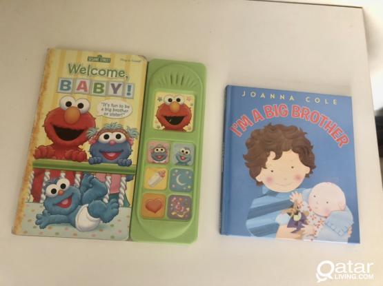 Toddler Books. Welcome Baby