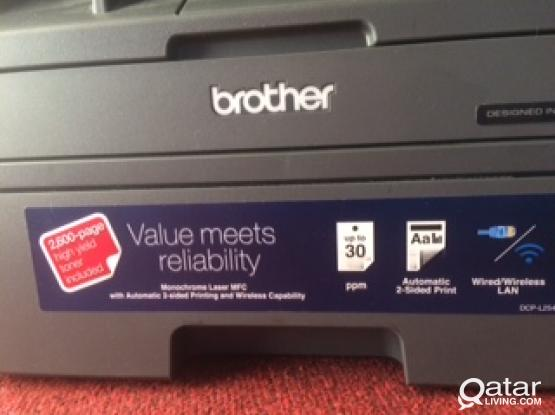 For urgent sale of one brand new multi option printer in very good condition