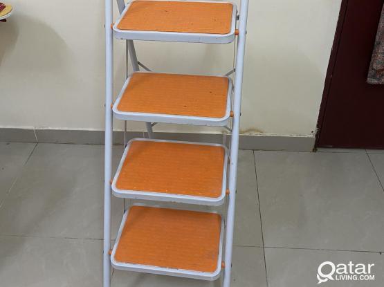 IKEA TV Bench & 4 Steps Ladder