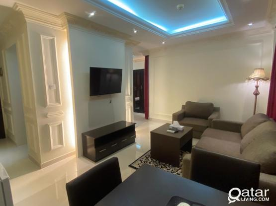 Offering F/F 1BHK Apartment at Old Al Ghanim