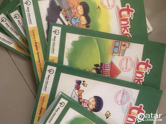 KG 1 Books