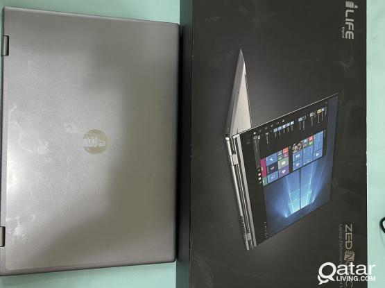 ILife Laptop with Tablet mobility - TouchScreen