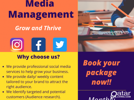 AFFORDABLE Social Media Management