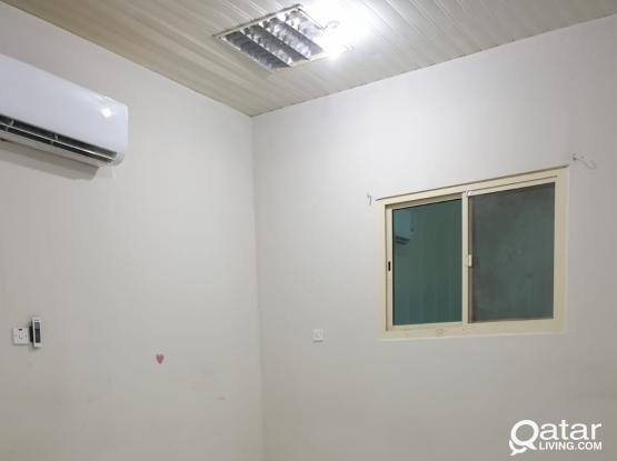 Studio For Rent in Al waab , Aziziya Near Villagio ,Al Meera and Aziziya Park.