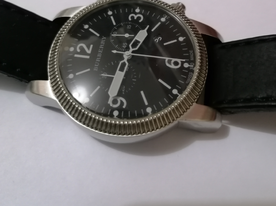 Seiko, TW steel and Burberry watch