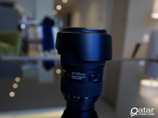 Canon EF 24 - 105 f/4 IS II USM