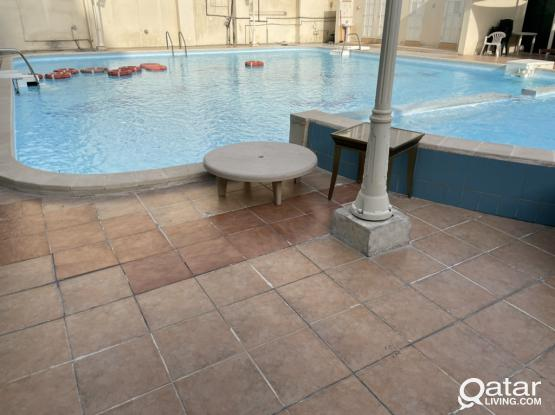 3 Bhk Beautiful Compound Apartment in Doha Jaded