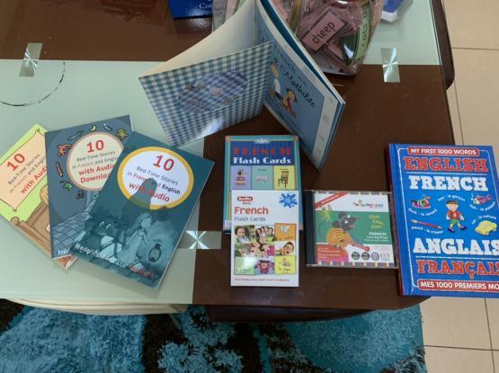 French Educational Materials For Year Group 3-11yr